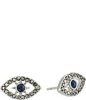 Rebecca Minkoff - Celestial Evil Eye Stud Earrings