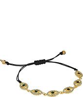 Rebecca Minkoff - Celestial Evil Eye Pulley Bracelet