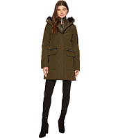Vince Camuto - Down with Faux Fur Detail and Bib N8881