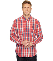 U.S. POLO ASSN. - Long Sleeve Plaid Sport Shirt
