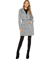 Steve Madden - Button Front Wrap Coat