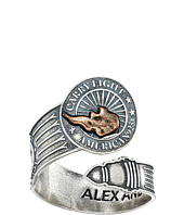 Alex and Ani - Liberty Copper Carry Light™ Spoon Ring