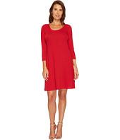 Karen Kane - 3/4 Sleeve Sweater Dress