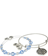 Alex and Ani - Aphrodite's Flower Bracelet Set of 2