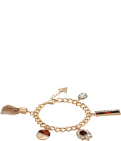 GUESS - Charm Bracelet with Tassel and Logo