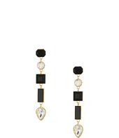 GUESS - Linear Stone Earrings