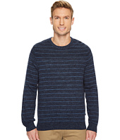 Nautica - 9 Gauge Stripe Crew Sweater