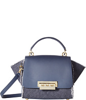ZAC Zac Posen - Eartha Iconic Top-Handle Crossbody - Denim