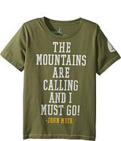 PEEK - Mountains are Calling Tee (Toddler/Little Kids/Big Kids)