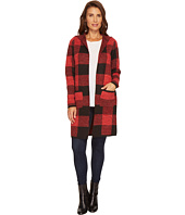 FDJ French Dressing Jeans - Buffalo Check Hoodie Cardigan