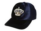 Velvet Crown Cap