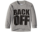 Back Off Shirt (Infant/Toddler/Little Kids)