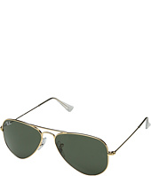 Ray-Ban - RB3044 Aviator Metal 52mm