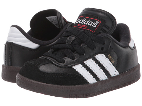 adidas Kids Samba® Classic Core (Toddler/Little Kid/Big Kid)